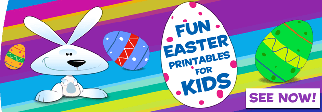 Fun Easter Worksheets, Coloring Pages and More