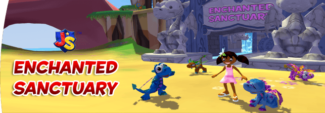JumpStart Enchanted Sanctuary