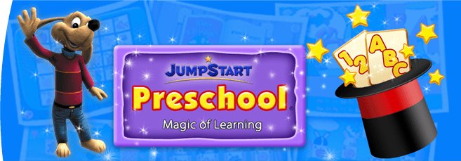 JumpStart Preschool Magic of Learning - Mobile App