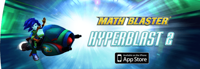 Math Blaster HyperBlast 2 - Math Mobile App for Kids