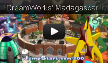 Dreamworks Madagascar in Jumpstart
