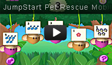 Pet Rescue Mobile Game in JumpStart