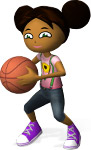 Basketball Jumpee
