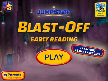 JumpStart® Blast-Off: Early Reading