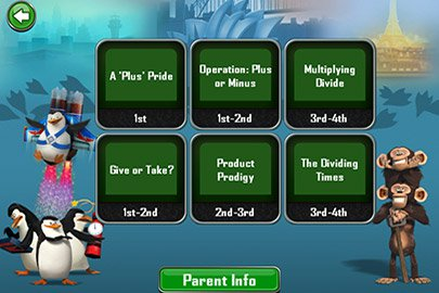 Madagascar Math Ops Image on math is fun