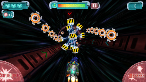 MathBlaster HyperBlast 2 Free - Math Game