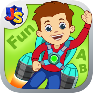 JumpStart® Blast-Off: Early Reading - Mobile Game for Kids