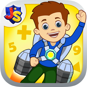 JumpStart® Blast-Off: Math - Mobile Game for Kids