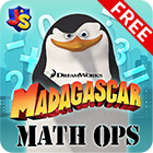 Madagascar Math ops Free - Fun Mobile App for Kids