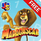 Madagascar Preschool Surf n' Slide - Fun Mobile App for Kids