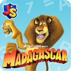 Madagascar: Preschool Surf n' Slide - Mobile App for Preschool