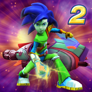 MathBlaster HyperBlast 2 - Mobile Game for Kids