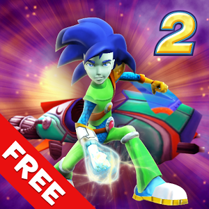 MathBlaster HyperBlast 2 Free - Mobile Game for Kids