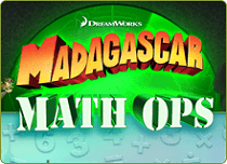 Madagascar Math Ops - Mobile Games