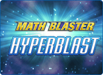Math Blaster Hyperblast - Cool Mobile App for Kids