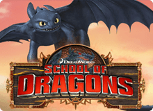 School of Dragons - Fun Mobile App for Kids