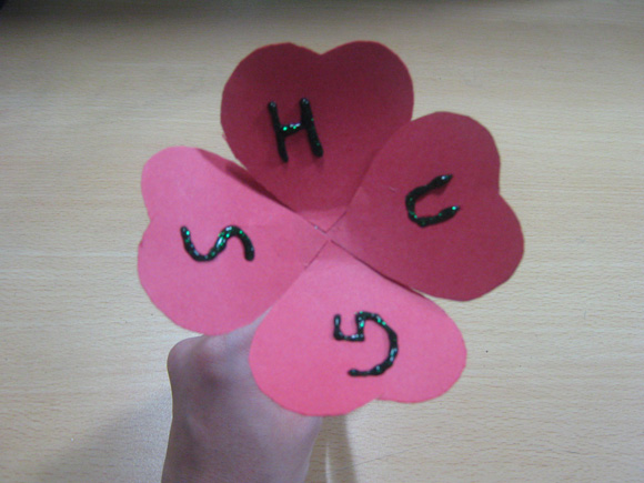 Special Flower - Free, Easy Mother's Day Crafts
