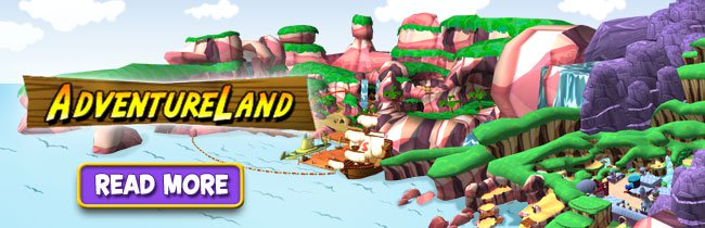 AdventureLand - Adventure Games for Kids