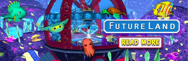 FutureLand - Virtual World Online - JumpStart