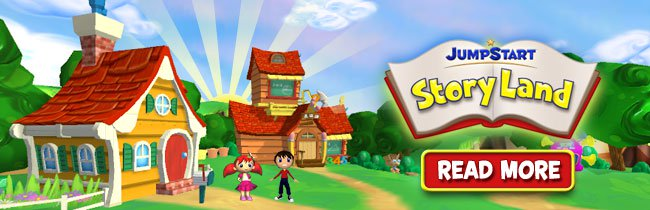 StoryLand - Preschool Games