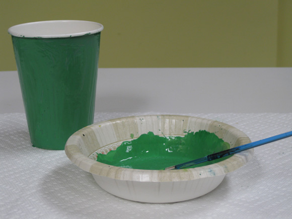 Make a Leprechaun - St. Patrick's Day Craft