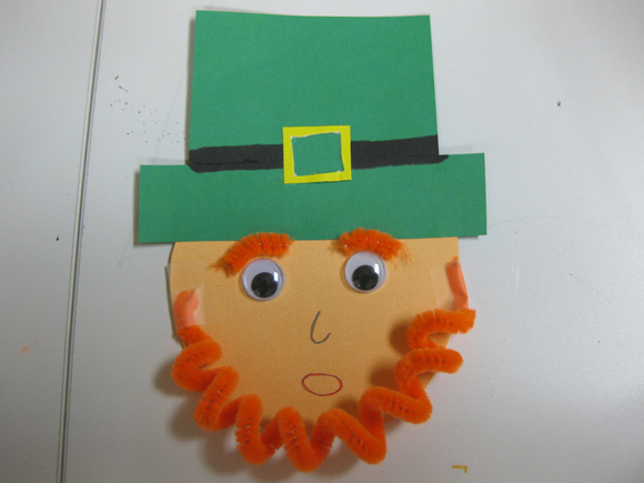 St. Paddy's Day Crafts for Kids - Crafty Leprechaun
