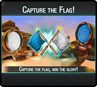 Capture the Flag - Online Kids Racing Game - Eat My Dust