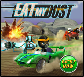 Eat My Dust - Play Racing Game for Kids!