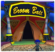 Broom Ball - Fun Kids Games - JumpStart