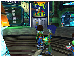 B-Force Blaster - Kids Game - Math Blaster