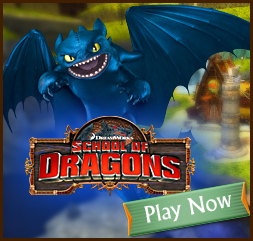Dragon Games for Kids – How to Train Your Dragon - School of Dragons