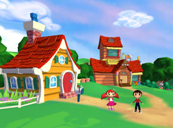 StoryLand - Preschool Game - JumpStart