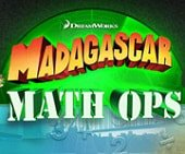 Play Math Apps - Madagascar Math Ops