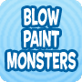 blow-paint-monsters
