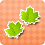 Fall Leaves are Falling - Free coutning worksheet for kids