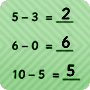 Firefly Math - Free, Fun Subtraction Problems for Kids
