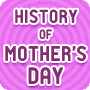 History of Mother's Day - Free, Fun Mother's Day Worksheet for Kids