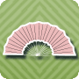 Korean Paper Fans - Free social studies activity for kids