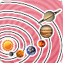 Order the Planets - science worksheet