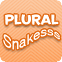 Plural Snakesss - Grammar Activity for Second Grade