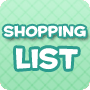 Shopping List - Reading Activity Online