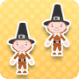 Thanksgiving Picture Match - Fun Thanksgiving Printable for Preschool