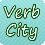 Neighborhood Verbs - English Activity for Grade 2