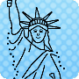 Who is the Statue? - Free kindergarten grade social studies worksheet