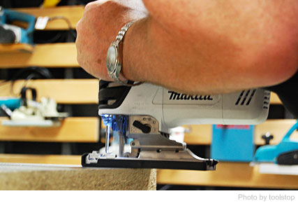 Jigsaw - power tool for dads