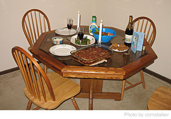 At-Home Romantic Dinner for Two