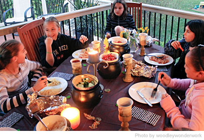 Proper Dining Etiquette For Kids