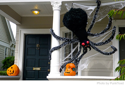 halloween porch decoration - How To Decorate House For Halloween