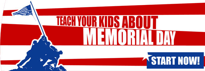 Printable Memorial Day Resources for Kids