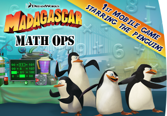 Madagascar Math Ops - Educational obile App